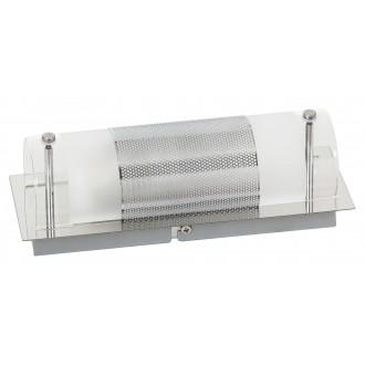 RABALUX 5800 | Periodic Rabalux zidna, stropne svjetiljke svjetiljka 1x E14 krom, prozirno, bijelo