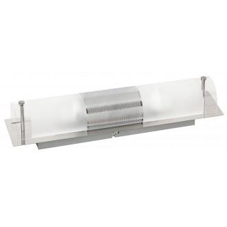 RABALUX 5808 | Periodic Rabalux zidna, stropne svjetiljke svjetiljka 2x E14 krom, prozirno, bijelo