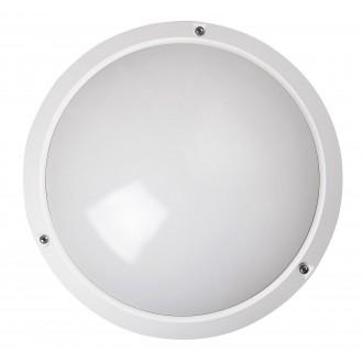 RABALUX 5810 | Lentil Rabalux zidna, stropne svjetiljke svjetiljka 1x E27 IP54 bijelo