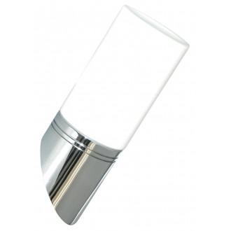 RABALUX 5828   Lexo Rabalux zidna svjetiljka 1x G9 IP44 krom, bijelo