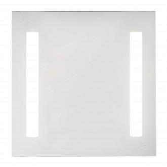 RABALUX 5871 | Miranda Rabalux zidna svjetiljka s prekidačem 1x LED 536lm 4000K IP44 zrcalo