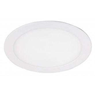 RABALUX 5876   Miriam Rabalux ugradbene svjetiljke LED panel okrugli Ø225mm 225x225mm 1x LED 1710lm 4000K bijelo