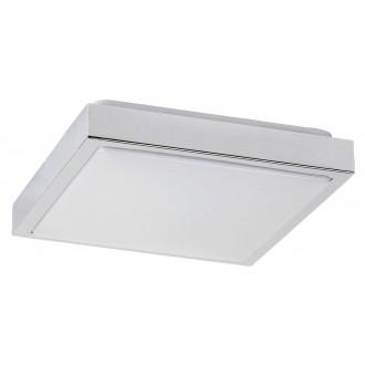 RABALUX 5887 | Cruz Rabalux stropne svjetiljke svjetiljka 1x LED 900lm 3500K krom, bijelo