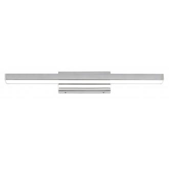 RABALUX 5897 | JohnR Rabalux ovetljenje ogledala svjetiljka 1x LED 1080lm 4000K IP44 krom, bijelo