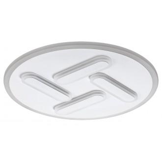 RABALUX 5919 | Avanelle Rabalux stropne svjetiljke svjetiljka okrugli s impulsnim prekidačem 1x LED 2290lm 3000K bijelo