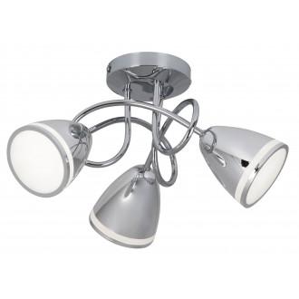 RABALUX 5934 | MartinR Rabalux spot svjetiljka 3x LED 1080lm 4000K krom, bijelo