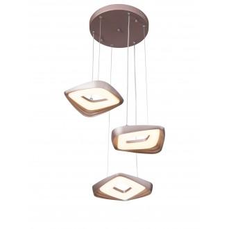 RABALUX 5990 | Daria-RA Rabalux visilice svjetiljka 1x LED 2265lm 3000K zlatno, bijelo