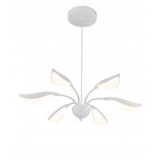 RABALUX 6001 | Magnolia-RA Rabalux visilice svjetiljka s impulsnim prekidačem jačina svjetlosti se može podešavati 1x LED 2955lm 4000K bijelo