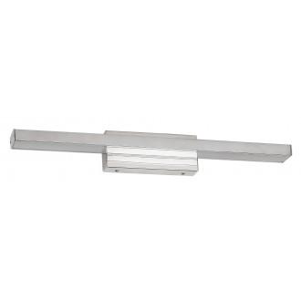 RABALUX 6129 | JohnR Rabalux ovetljenje ogledala svjetiljka 1x LED 1300lm 4000K IP44 krom, bijelo