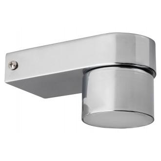 RABALUX 6230 | Liam-RA Rabalux zidna svjetiljka 1x LED 400lm 4000K IP44 krom