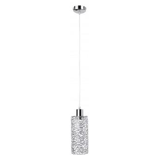 RABALUX 6397 | JoyR Rabalux visilice svjetiljka 1x E27 krom