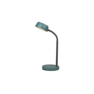 RABALUX 6780 | Berry-RA Rabalux stolna svjetiljka 35cm s prekidačem 1x LED 350lm 4000K plavo, sivo