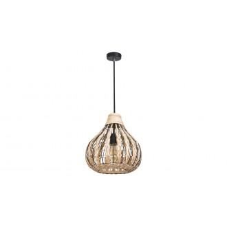 RABALUX 7604 | Zahara Rabalux visilice svjetiljka 1x E27 bezbojno