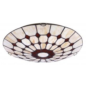 RABALUX 8091 | Marvel Rabalux stropne svjetiljke svjetiljka 2x E27 bronca, višebojno