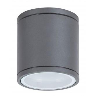 RABALUX 8150   Akron Rabalux zidna, stropne svjetiljke svjetiljka okrugli 1x GU10 IP54 UV antracit siva