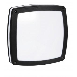 RABALUX 8187 | Saba Rabalux zidna, stropne svjetiljke svjetiljka 2x E27 IP54 UV crno, bijelo