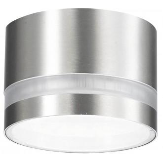 RABALUX 8219 | FargoR Rabalux stropne svjetiljke svjetiljka 1x GX53 378lm 2700K IP44 krom, bijelo