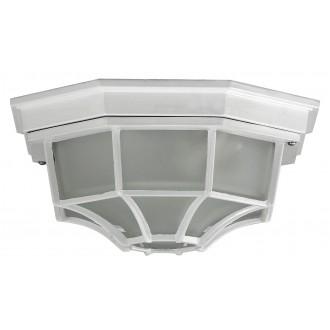 RABALUX 8336 | Milano1 Rabalux stropne svjetiljke svjetiljka 1x E27 IP43 bijelo, opal