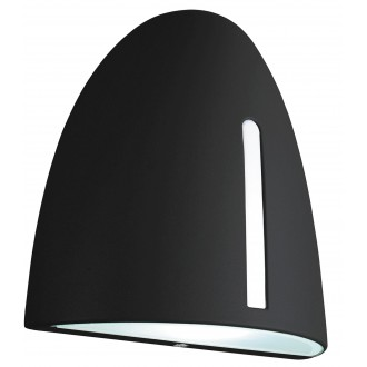 RABALUX 8519   Glasgow Rabalux zidna svjetiljka 1x E27 IP44 crno