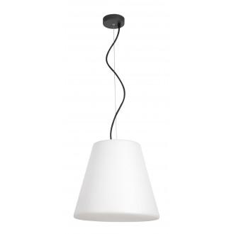 RABALUX 8660   Lida Rabalux visilice svjetiljka s poteznim prekidačem 1x E27 IP44 UV antracit, bijelo