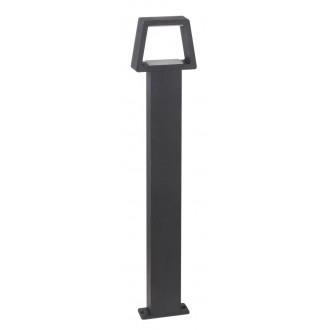 RABALUX 8669 | ArizonaR Rabalux podna svjetiljka 72,5cm 1x LED 900lm 3000K IP44 antracit