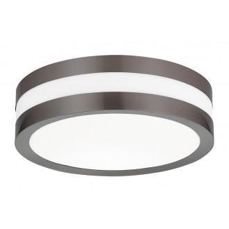 RABALUX 8684 | Stuttgart Rabalux stropne svjetiljke svjetiljka 2x E27 IP44 UV antracit, bijelo