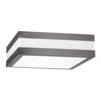 RABALUX 8685 | Stuttgart Rabalux stropne svjetiljke svjetiljka 2x E27 IP44 UV antracit, bijelo