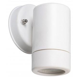 RABALUX 8836 | Medina-RA Rabalux zidna svjetiljka 1x GU10 IP44 UV bijelo mat