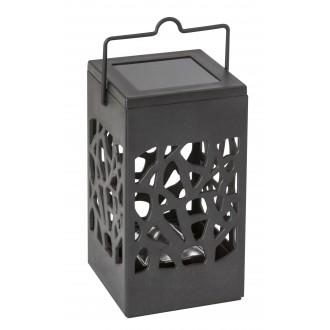 RABALUX 8948 | Mora-RA Rabalux dekoracija svjetiljka solarna baterija 1x LED 1,2lm 3000K IP23 crno