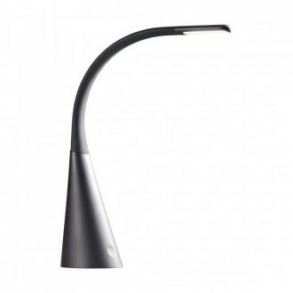 REDO 01-1039 | Alias Redo stolna svjetiljka 52cm s prekidačem USB utikač 1x LED 330lm 3000K crno