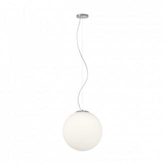 REDO 01-1066 | Ola-RD Redo visilice svjetiljka 2x E27 poniklano mat, opal