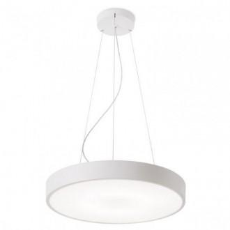 REDO 01-1129 | Zoom-RD Redo visilice svjetiljka 1x LED 3336lm 3000K bijelo mat, opal mat
