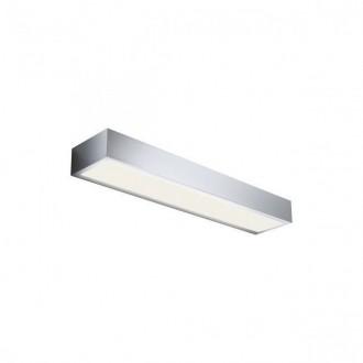 REDO 01-1130 | Horizon-RD Redo zidna svjetiljka 1x LED 850lm 3000K IP44 krom, saten