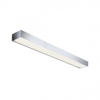 REDO 01-1131 | Horizon-RD Redo zidna svjetiljka 1x LED 1100lm 3000K IP44 krom, saten