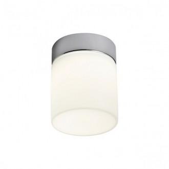 REDO 01-1134 | Drip Redo zidna, stropne svjetiljke svjetiljka 1x LED 450lm 3000K IP44 krom, opal