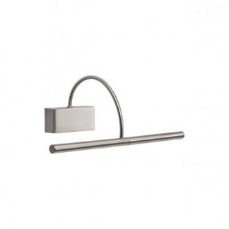 REDO 01-1136 | Kendo-RD Redo zidna svjetiljka elementi koji se mogu okretati 1x LED 495lm 3000K krom, satenski nikal