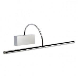 REDO 01-1137 | Kendo-RD Redo zidna svjetiljka elementi koji se mogu okretati 1x LED 1086lm 3000K IP21 krom, satenski nikal