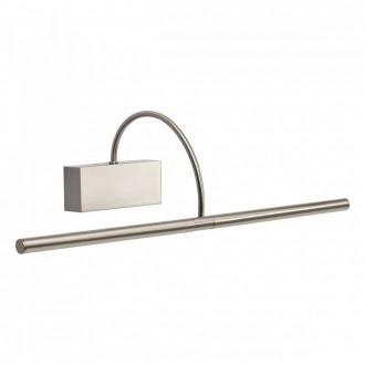 REDO 01-1138 | Kendo-RD Redo zidna svjetiljka elementi koji se mogu okretati 1x LED 1086lm 3000K IP21 krom, satenski nikal