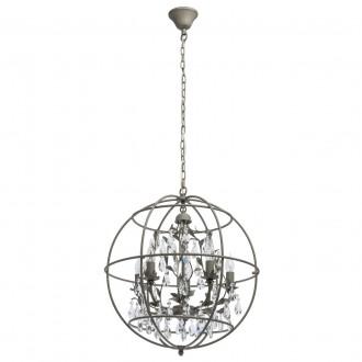 REGENBOGEN 104011805 | Jester Regenbogen visilice svjetiljka 5x E14 2150lm kristal