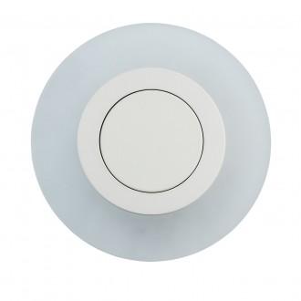 REGENBOGEN 661026201 | Plattling Regenbogen zidna svjetiljka 1x LED 800lm 3000K bijelo