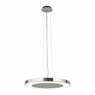 SEARCHLIGHT 3090-50CC | Lexi Searchlight visilice svjetiljka 1x LED 2340lm 4000K krom, bijelo, učinak kristala