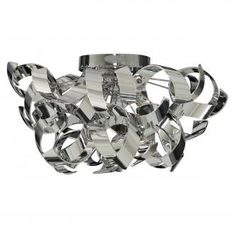 SEARCHLIGHT 4973-3CC | Curls Searchlight stropne svjetiljke svjetiljka 3x G9 krom