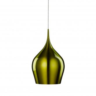 SEARCHLIGHT 6461-26GR | Vibrant Searchlight visilice svjetiljka 1x E27 zeleno, bijelo