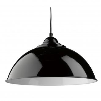 SEARCHLIGHT 8140BK | FusionS Searchlight visilice svjetiljka 1x E27 metal crna, bijelo