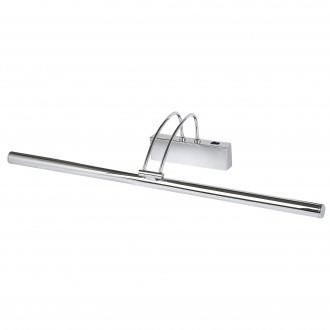 SEARCHLIGHT 8343CC | Picture-Lights Searchlight ovetljenje ogledala svjetiljka s prekidačem pomjerljivo 1x G5 / T5 3000K krom
