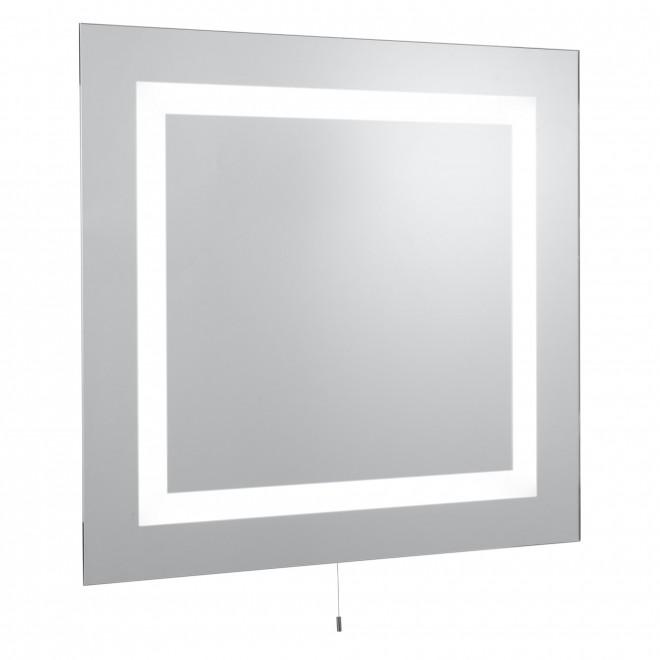 SEARCHLIGHT 8510   MirrorS Searchlight zidna svjetiljka s poteznim prekidačem 4x G5 / T5 1050lm 4000K IP44 zrcalo