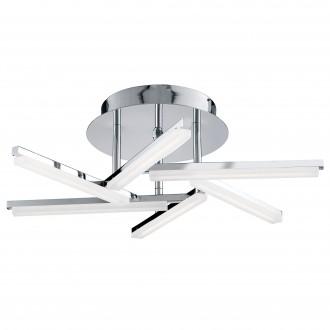SEARCHLIGHT 9006-6CC | MoDErn Searchlight stropne svjetiljke svjetiljka 1x LED 3000K krom, bijelo
