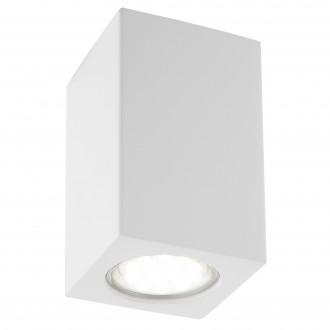 SEARCHLIGHT 9262 | GypsumS Searchlight stropne svjetiljke svjetiljka sa površinom za bojanje 1x GU10 bijelo