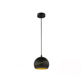 TK LIGHTING 1682 | Yoda-TK Tk Lighting visilice svjetiljka 1x E27 crno