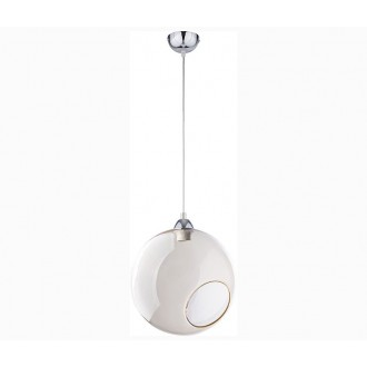 TK LIGHTING 1934 | Pobo Tk Lighting visilice svjetiljka 1x E27 jantar